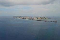 Maledivy - hlavní město Male