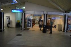Letiště Maledivy - úschovna zavazadel