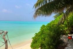 pláž Thoddoo