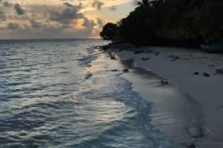 podvecer-na-Maledivach