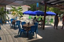 Restaurace na Huraa