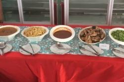 Obědový bufet