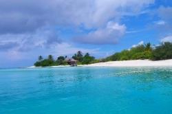 Spa ostrůvek resortu