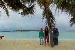 Na výletě v resortu