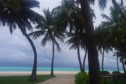 Dovolená na Maledivách, resort