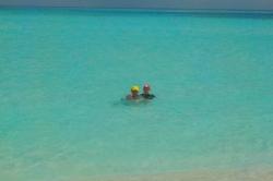 Azurová modř Malediv