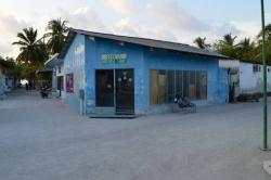 ostrov Mathiveri - obchod