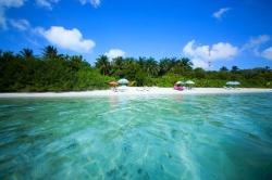 bikini pláž