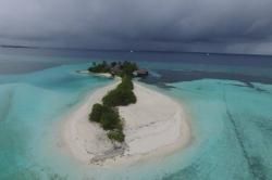 Maledivy, Huraa, spa ostrůvek resortu Four Season