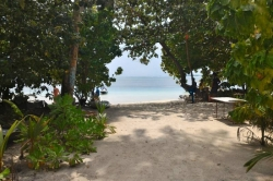 Relax beach Maledivy