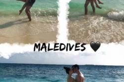 Naše dovolená Maledivy