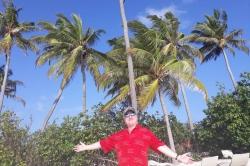 moje dovolená na Maledivách