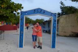 Před náměstím ostrova Huraa