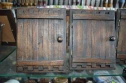 upomínkové dřevěné album