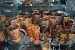 dřevěné výrobky, hrníčky