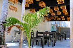 hotel na ostrově Omadhoo