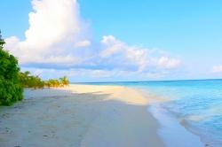 Omadhoo pláž