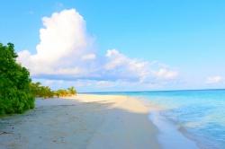 pláž Omadhoo