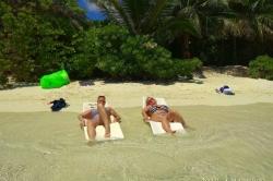 relax Maledivy
