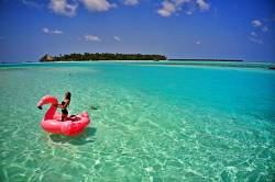 Dhiffushi Maledivy