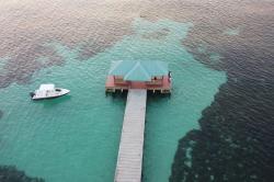 molo ostrova Dhangethi