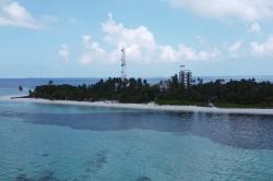 Dhangethi pláž