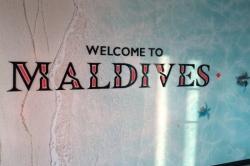 Vítejte na Maledivách