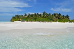 výlet na krásný ostrov Malediv
