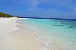 dokonalá písečná pláž