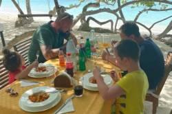 jídlo na výletě