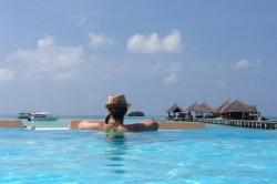 Bazén v Club Med Kani