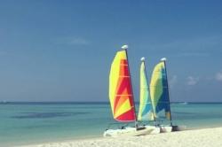 Windsurfing Club Med Kani