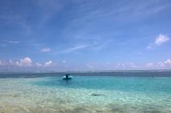Modř Indického oceánu