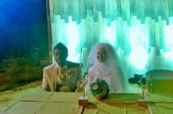 Maledivská svatba