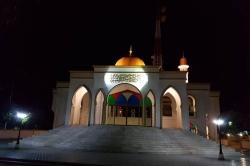 Mešita na ostrově Thoddoo