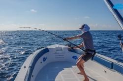 Rybaření na Maledivách