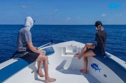 cesta na rybaření