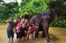 putování po Srí Lance