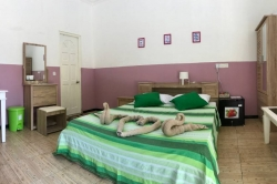 pokoj na Huraa