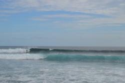 Surfaři na vlnách