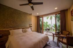 ubytování na ostrově Dharavandhoo-