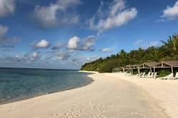 pláž Thinandhoo