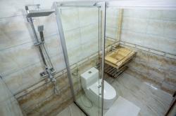 ubytování na Maledivách - koupelna