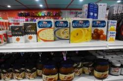 maledivské produkty