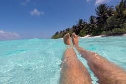 dokonalá dovolená u moře
