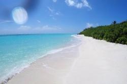 překrásná pláž