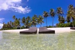 pláž lokální ostrov