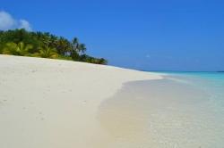 turistika na Maledivách