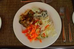 Maledivy restaurace