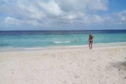 pláž ostrov Ukulhas
